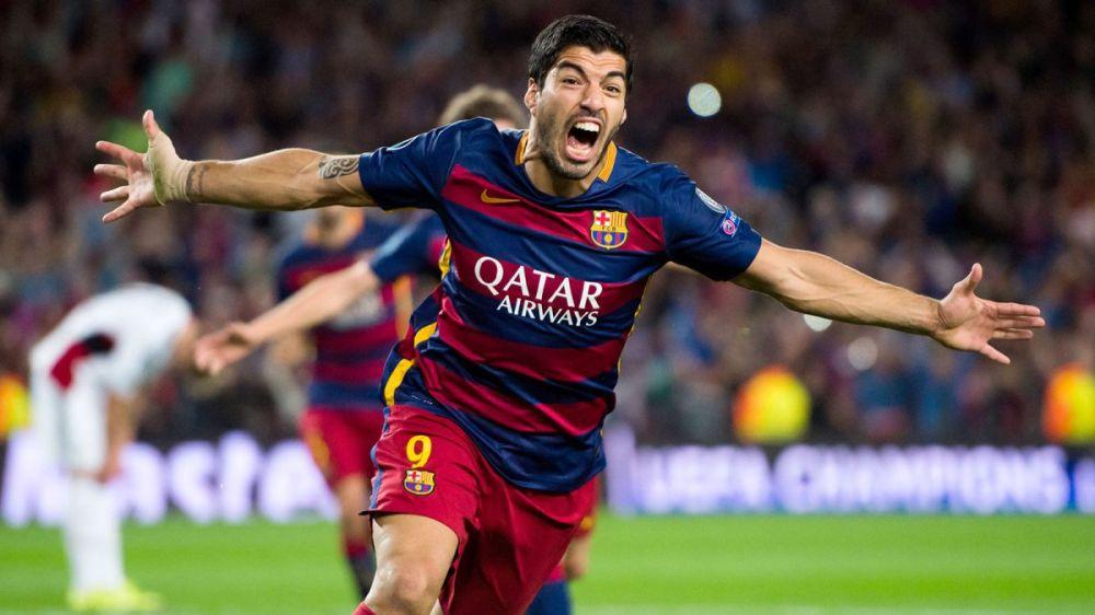 suarez potential player to break neymar's transfer record