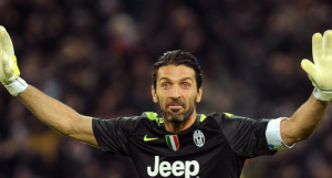 Gianluigi buffon players that managed to maintain clean sheets against messi