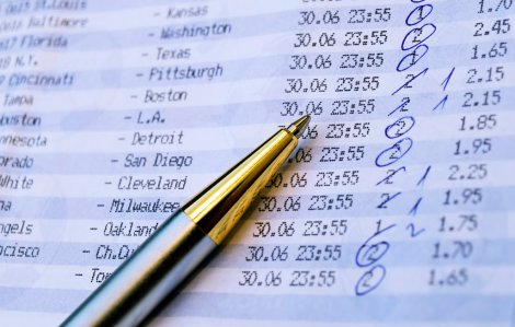 parimutuel betting in sports betting