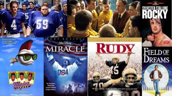TOP MOST INSPIRATIONAL SPORTS MOVIES