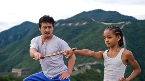 THE KARATE KID TOP TEN INSPIRATIONAL SPORTS MOVIES