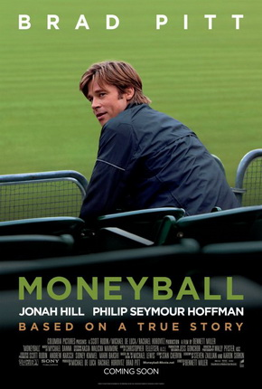 MONEYBALL TOP INSPIRATIONAL SPORTS MOVIES