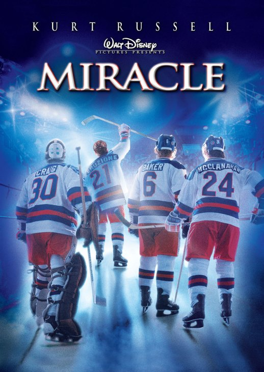 MIRACLE TOP TEN INSPIRATIONAL SPORTS MOVIES