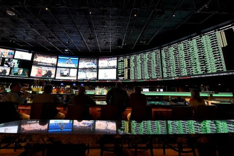 A peek into the betting world of sports