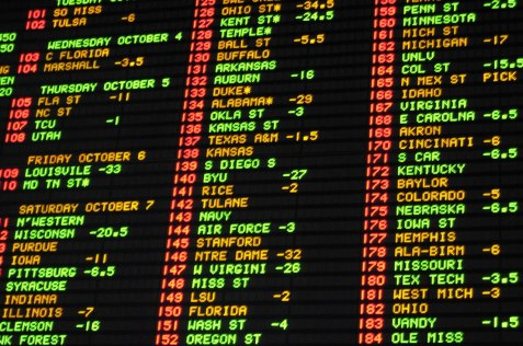 spread betting in sports betting