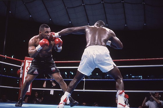 most heartbreaking losses in the history of sports mike Tyson vs buster Douglas