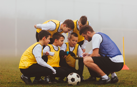 BENEFITS OF COMPETITIVE SOCCER LEAGUES FOR CHILDREN
