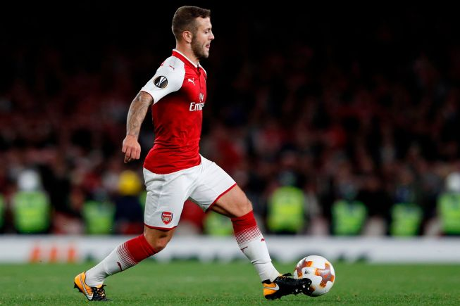 January 2018 transfer window highlights jack Wilshere