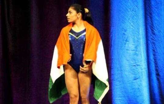 THE COMMONWEALTH GAMES 2018 Gold Coast ARUNA BUDDA REDDY