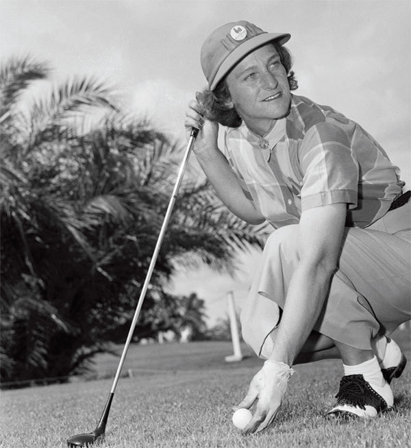 Babe Didrikson Zaharias top most influential female athletes