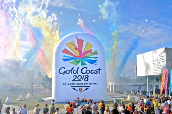 THE COMMONWEALTH GAMES HISTORY Gold Coast