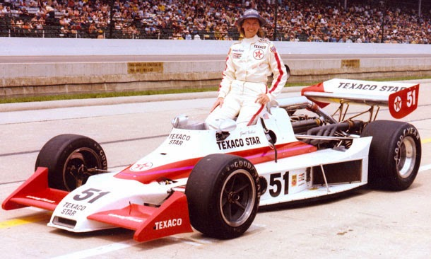 Janet Guthrie top most influential female athletes