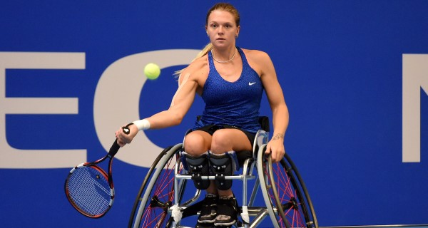 Jordanne Whiley top most influential female athletes