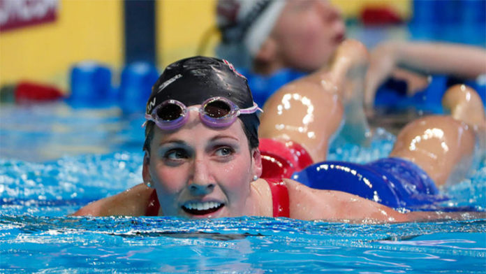 Missy Franklin top most influential female athletes