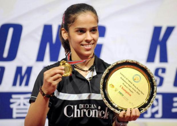COMMONWEALTH GAMES 2018 Gold Coast SAINA NEHWAL