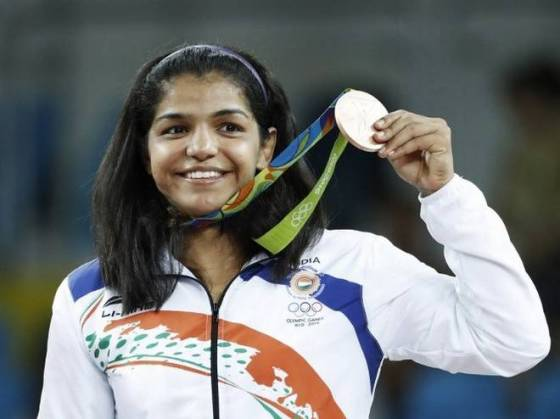 COMMONWEALTH GAMES HISTORY 2018 Gold Coast SAKSHI MALIK