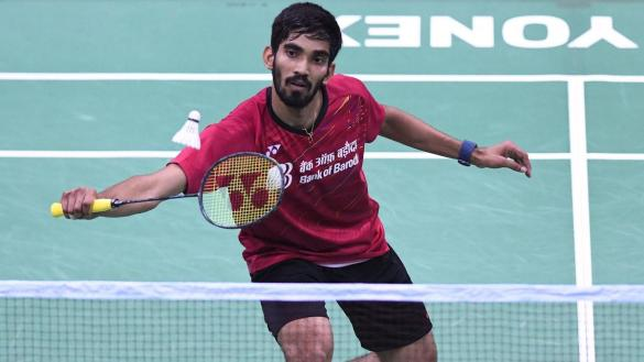 THE COMMONWEALTH GAMES 2018 Gold Coast KIDAMBI SRIKANTH