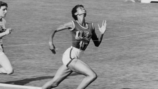 Wilma Rudolph top most influential female athletes